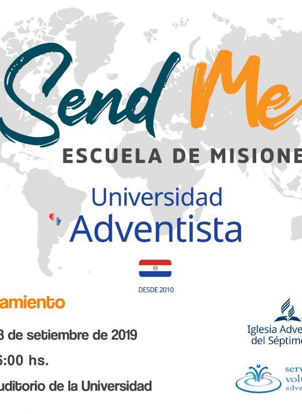 Apertura de la Escuela Misionera