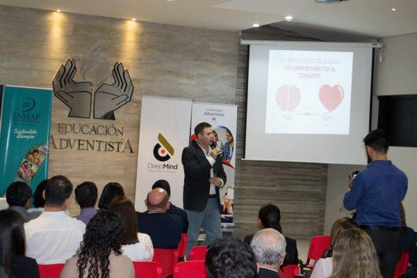 Exitoso evento «Seminario de Marketing Multisensorial»